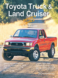 Livre : Toyota Truck and Land Cruiser Owner's Bible