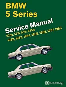 Bmw 5er E12 1973 1981 Reparaturanleitungen Und Werkstatthandbucher 18