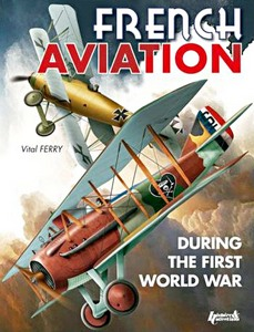 Boek: French aviation during the First World War