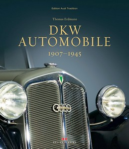 Boek: DKW Automobile 1907-1945