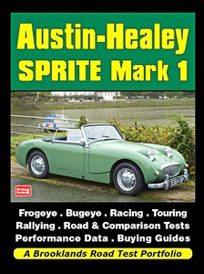 Boek: Austin-Healey Sprite Mark 1 - Brooklands Road Test Portfolio