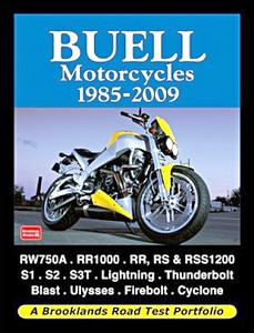 Livre : Buell Motorcycles 1985-2009 Road Test Portfolio