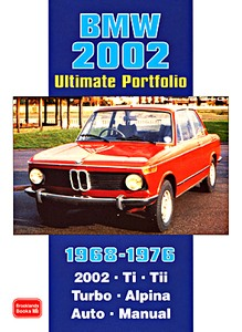 Boek: BMW 2002 (1968-1976) - Brooklands Ultimate Portfolio