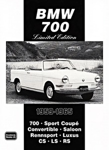 Boek: BMW 700 (1959-1965) - Brooklands Portfolio