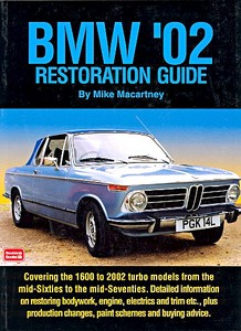Boek: BMW '02 Restoration Guide