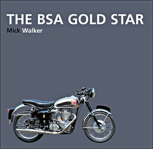 Livre : The BSA Gold Star