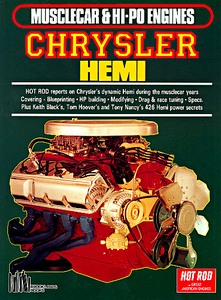 Boek: Chrysler Hemi (Musclecar & Hi Po Engines)