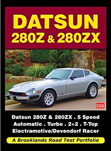 Boek: Datsun 280Z & 280ZX - Brooklands Road Test Portfolio