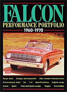 Boek: Falcon (1960-1970) - Brooklands Performance Portfolio