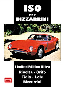Boek: ISO and Bizzarrini - Brooklands Portfolio