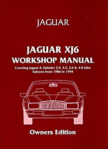 jaguar xj6 xj 40 revues techniques entretien et r paration 10. Black Bedroom Furniture Sets. Home Design Ideas