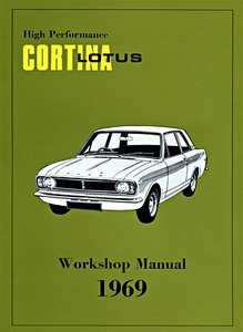 Boek: High Performance Lotus Cortina Mk 2 - Official Workshop Manual