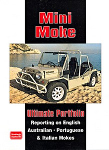 Boek: Mini Moke (1964-1994) - Brooklands Ultimate Portfolio