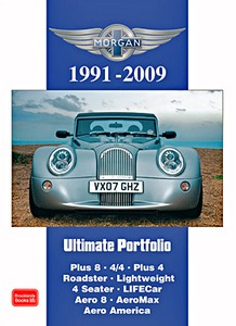 Boek: Morgan (1991-2009) - Brooklands Ultimate Portfolio