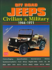 Livre : Off Road Jeeps - Civilian & Military (1944-1971)