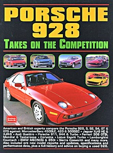 Boek: Porsche 928 takes on the Competition
