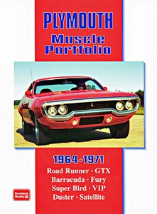 Boek: Plymouth 1964-1971 - Brooklands Muscle Portfolio