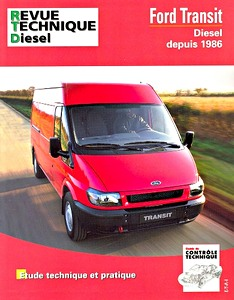 ford transit 1986 1999 werkplaatshandboeken onderhoud en reparatie 3. Black Bedroom Furniture Sets. Home Design Ideas