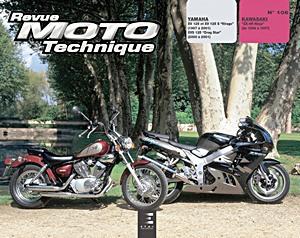 VIRAGO TECHNIQUE TÉLÉCHARGER 535 REVUE