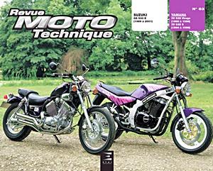 revue technique virago 1100
