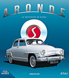Boek: Aronde - Le printemps de Simca (Top Model)