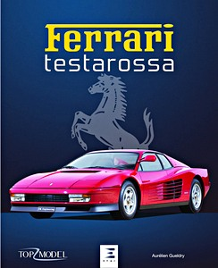 Boek: Ferrari Testarossa                                   (Top Model)