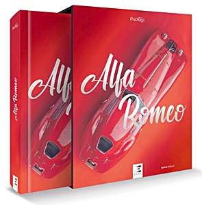 Boek: Alfa Romeo, 110 ans (Collection Prestige)