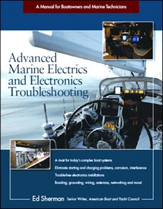 Livre : Advanced Marine Electrics and Electronics Troubleshooting - A Manual for Boatowners and Marine Technicians