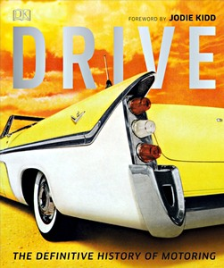Boek : Drive - The Definitive History of Motoring