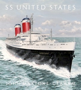 Livre : SS United States - Red, white, and blue riband, forever