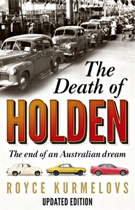 Boek: The Death of Holden - The End of an Australian Dream (Updated Edition)