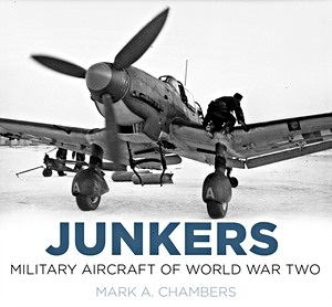 Boek: Junkers Military Aircraft of World War Two