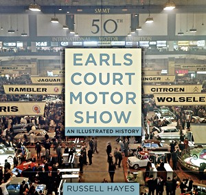 Boek : Earls Court Motor Show : An Illustrated History