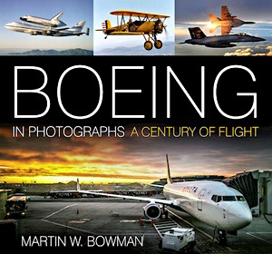 Boek: Boeing in Photographs : A Century of Flight