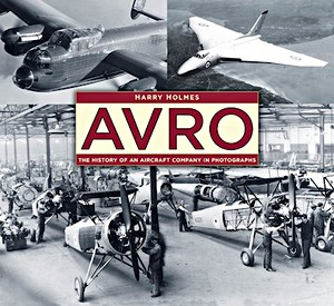 Boek: Avro : The History of an Aircraft Company in Photographs