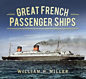 Livre : Great French Passenger Ships