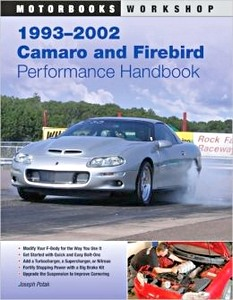 Boek: 1993-2002 Camaro and Firebird Performance Handbook