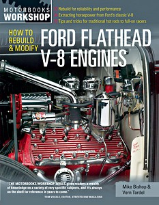 Livre : How to Rebuild and Modify Ford Flathead V-8 Engines
