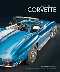 Boek: Art of the Corvette