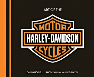 Livre : Art of the Harley-Davidson Motorcycle