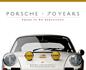 Boek: Porsche 70 Years : There Is No Substitute