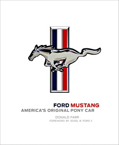Boek: Ford Mustang : America's Original Pony Car