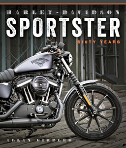 Livre : Harley-Davidson Sportster : Sixty Years