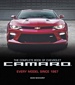 Boek: The Complete Book of Chevy Camaro : Every Model Since 1967