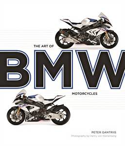 Livre : The Art of BMW Motorcycles