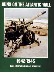 Boek: Guns on the Atlantic Wall 1942-1945