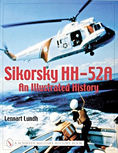 Boek: Sikorsky HH-52A - An Illustrated History