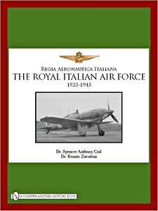 Boek: Regia Aeronautica Italiana - The Royal Italian Air Force, 1923-1945