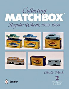 Boek : Collecting Matchbox - Regular Wheels 1953-1969 (Revised 2nd Edition)