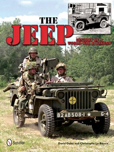 Livre : The Jeep: History of a World War II Legend